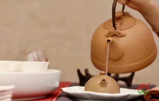 《茉莉花映茶香中国》