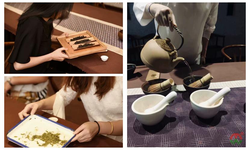 红茶品评培训班