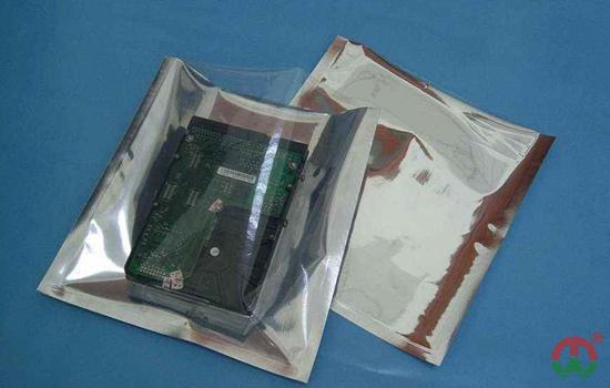 塑胶袋、铝箔袋贮存法