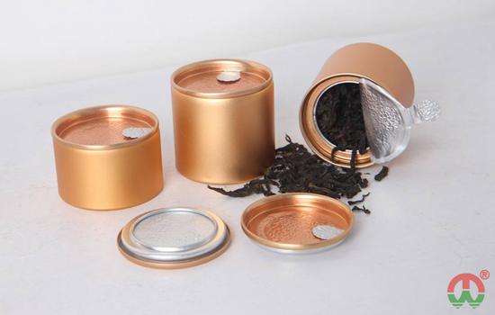 金属罐贮存法